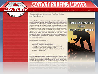Century Roofing Limited Logo